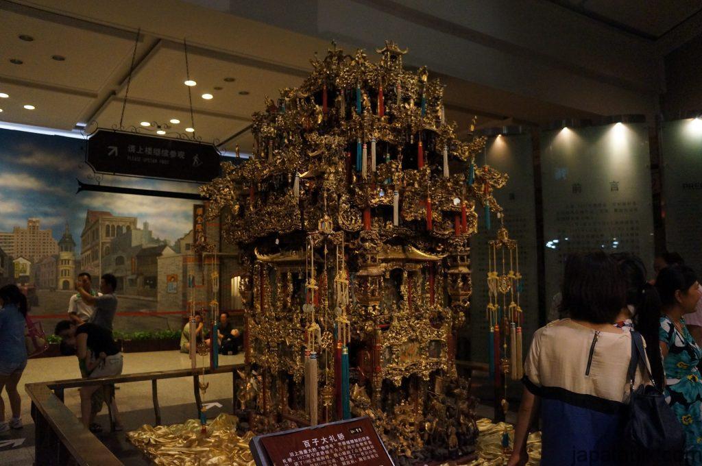 上海城市歴史発展陳列館