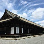 京都観光!伏見稲荷大社 本宮祭!まずは三十三間堂と二条城を観光。