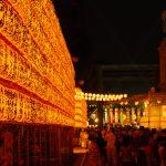東京観光!夏の風物詩!靖国神社みたままつりと原宿SHANTiでスープカレー