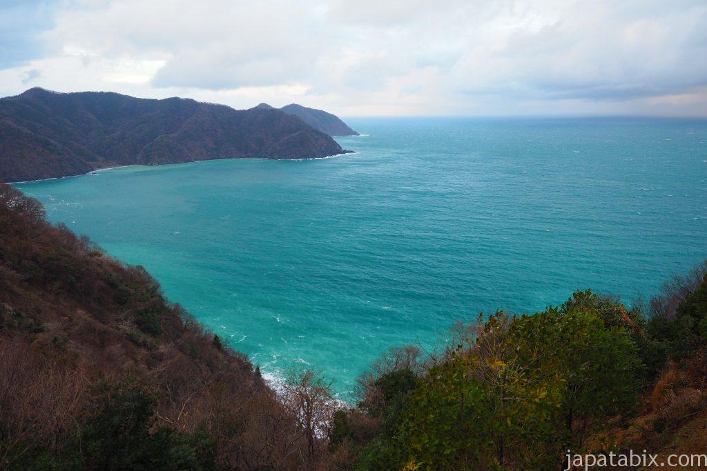 福井県 若狭湾の初日の入り