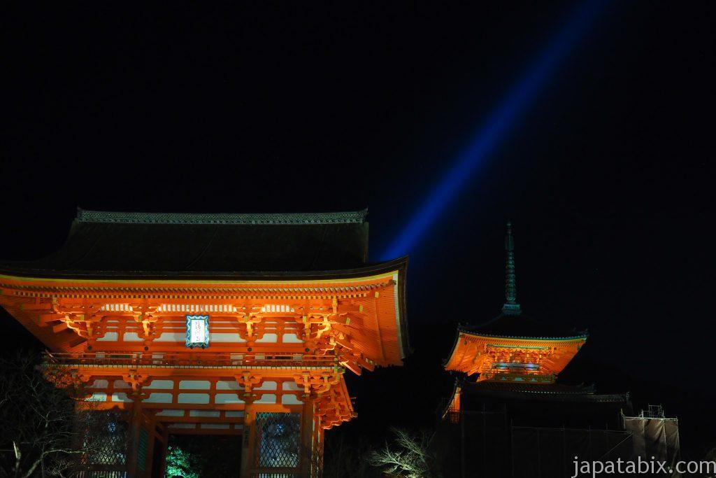 清水寺夜間参拝