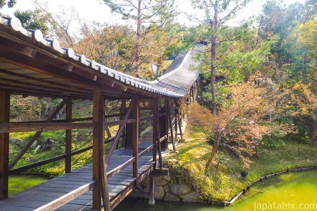 京都 高台寺 臥龍廊