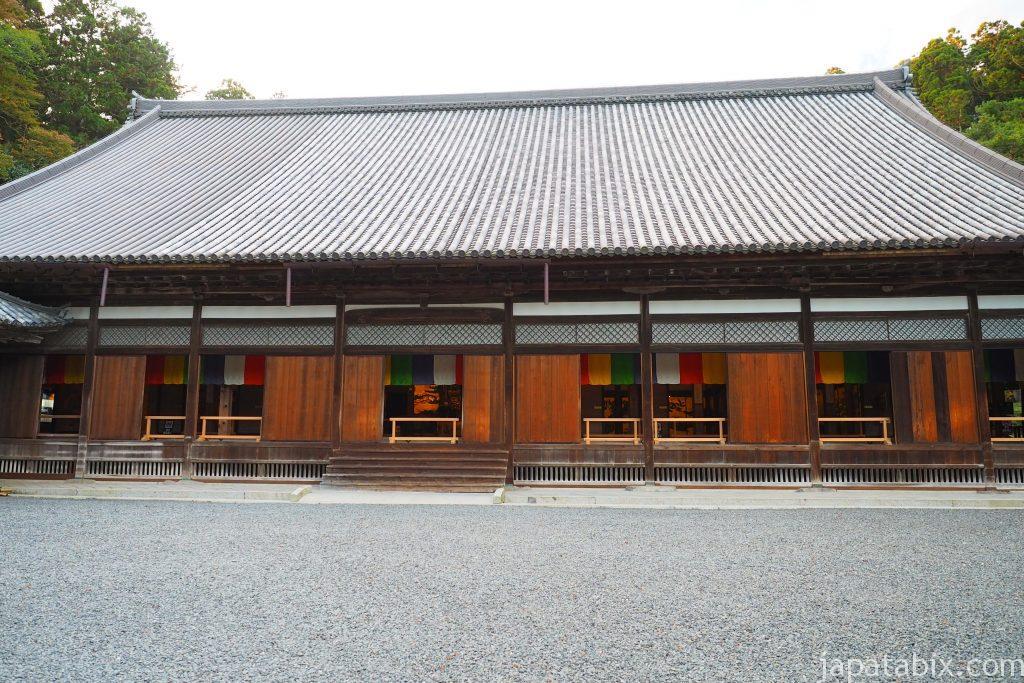 瑞巌寺の本堂