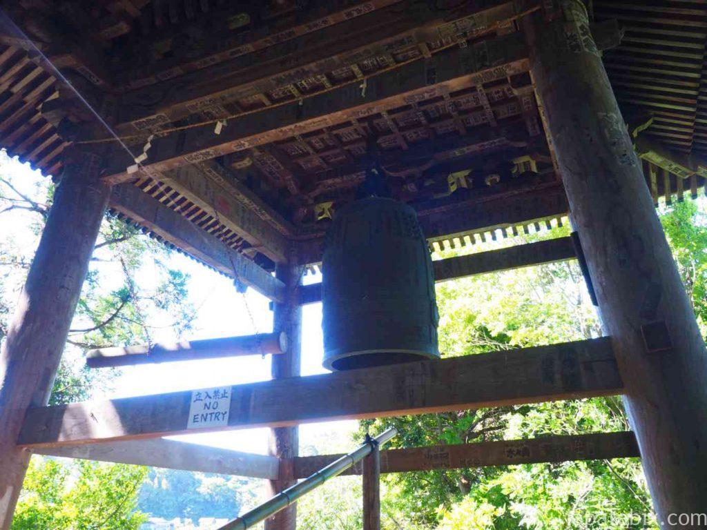 杉本寺 鐘楼
