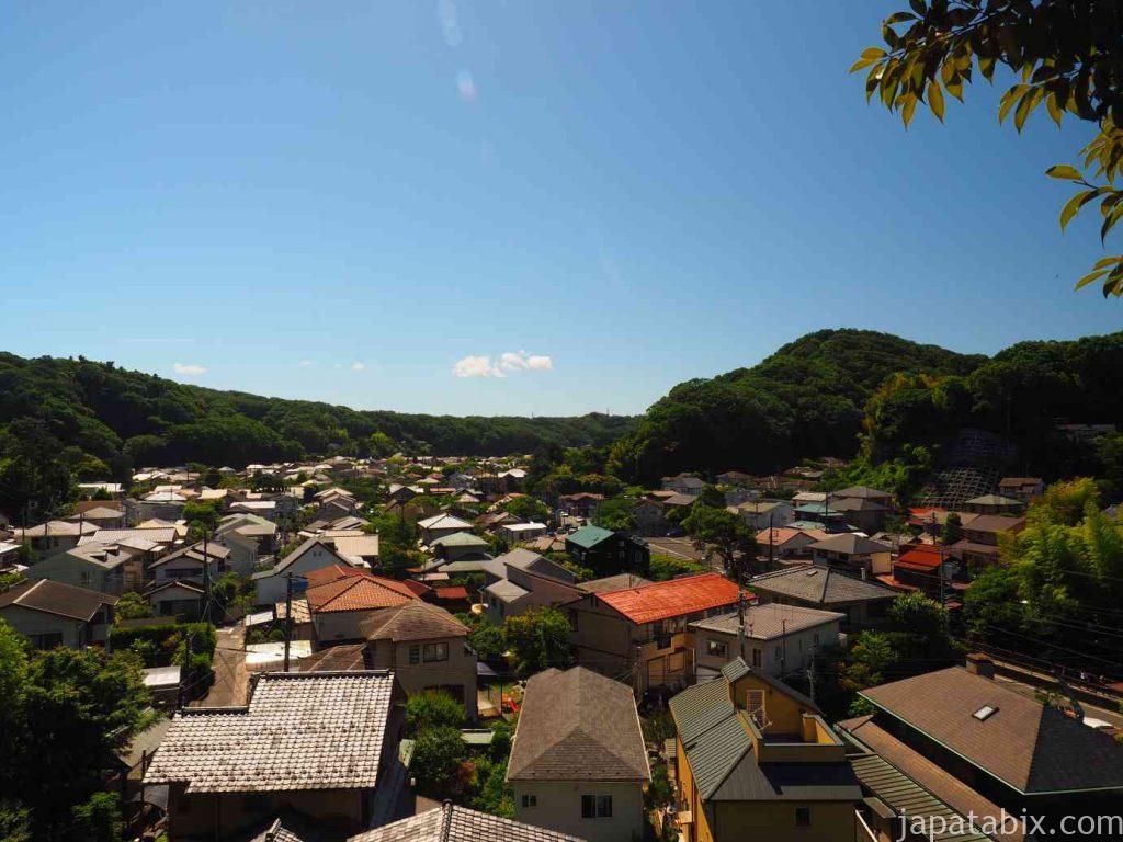杉本寺からの眺望