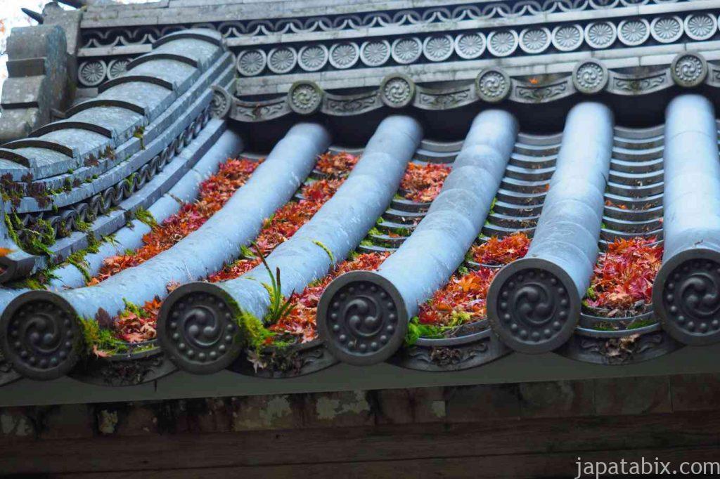 京都 大原 宝泉院 山門