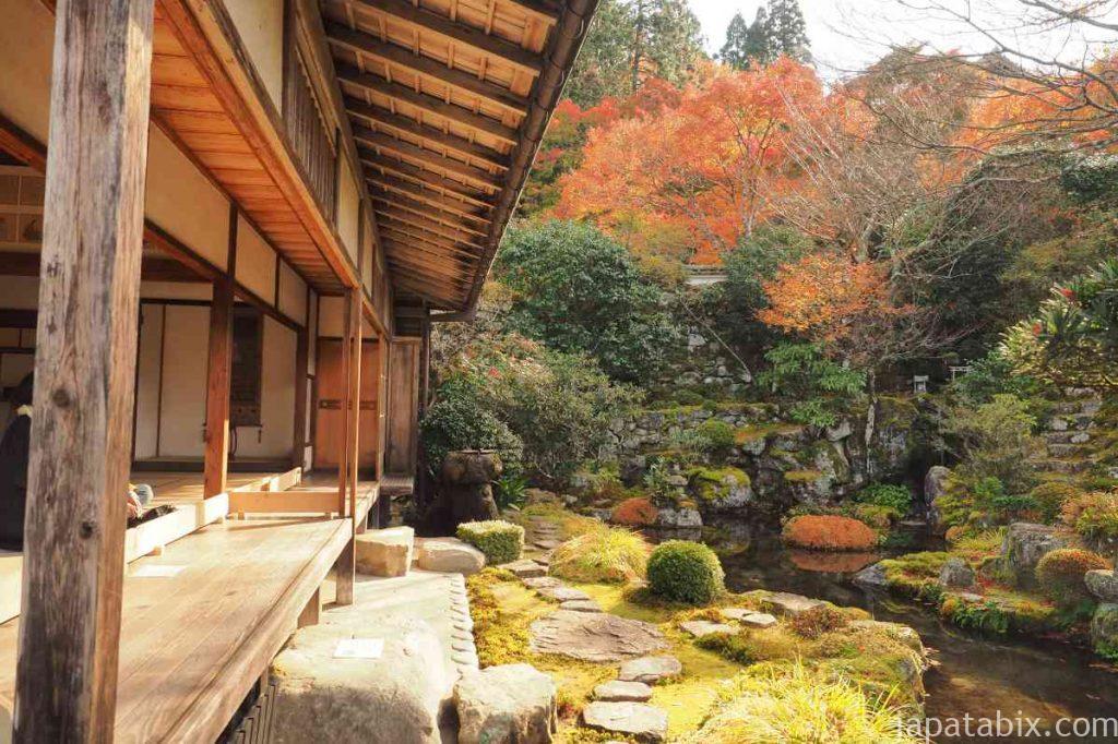 京都 大原 実光院 客殿