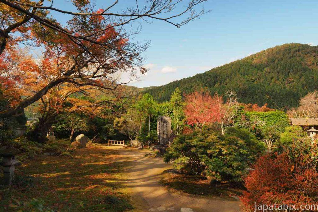 京都 大原 実光院 旧理覚院庭園
