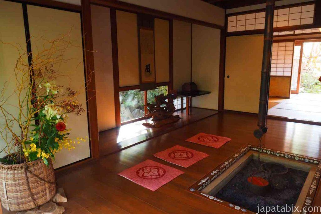京都 大原 宝泉院 客殿