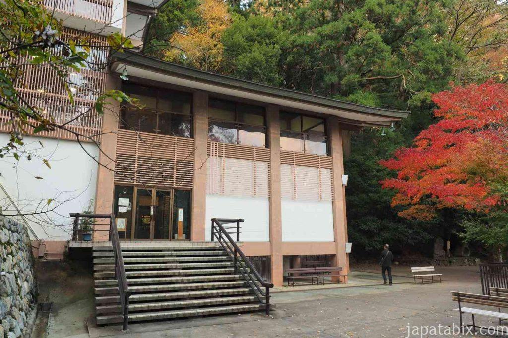京都 鞍馬寺 霊宝殿