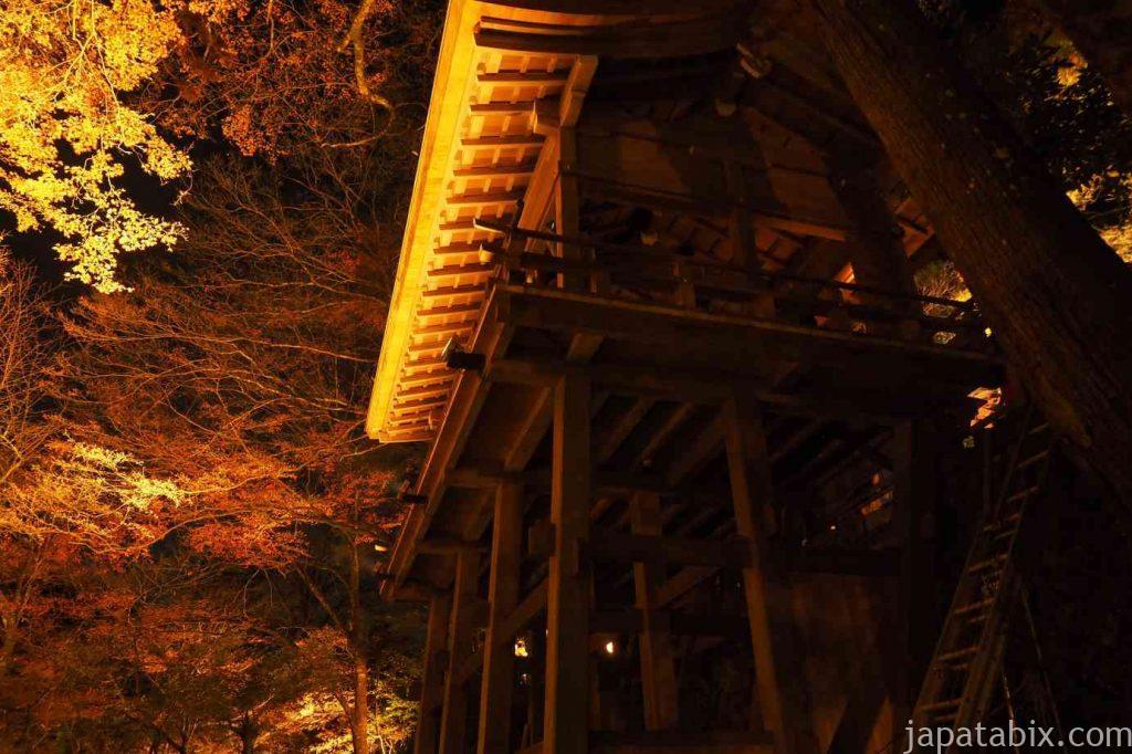 京都 貴船神社 紅葉 龍船閣
