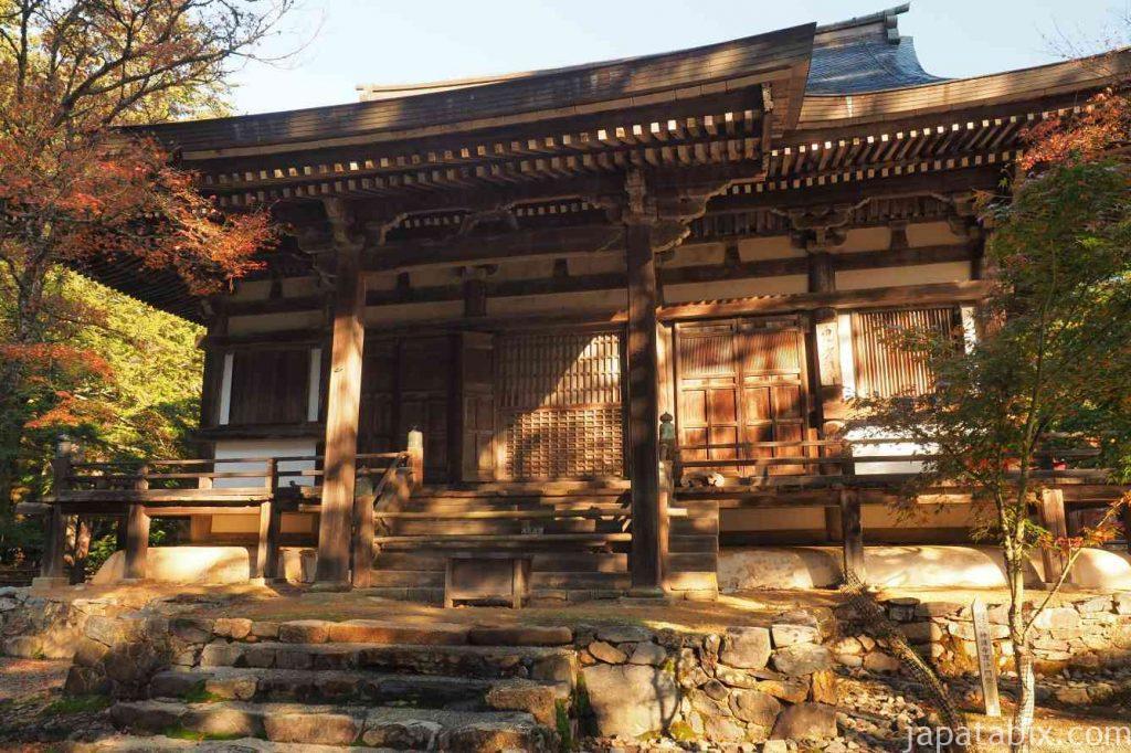 京都 高雄 神護寺 毘沙門堂