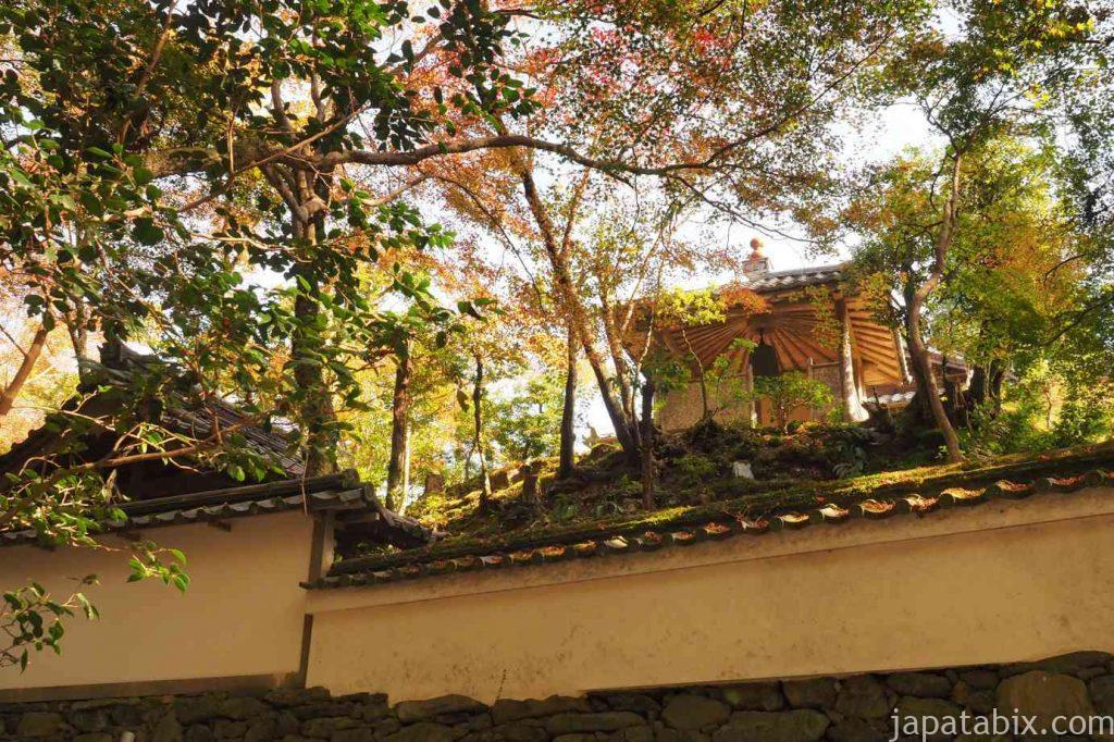 京都 高雄 高山寺 石水院