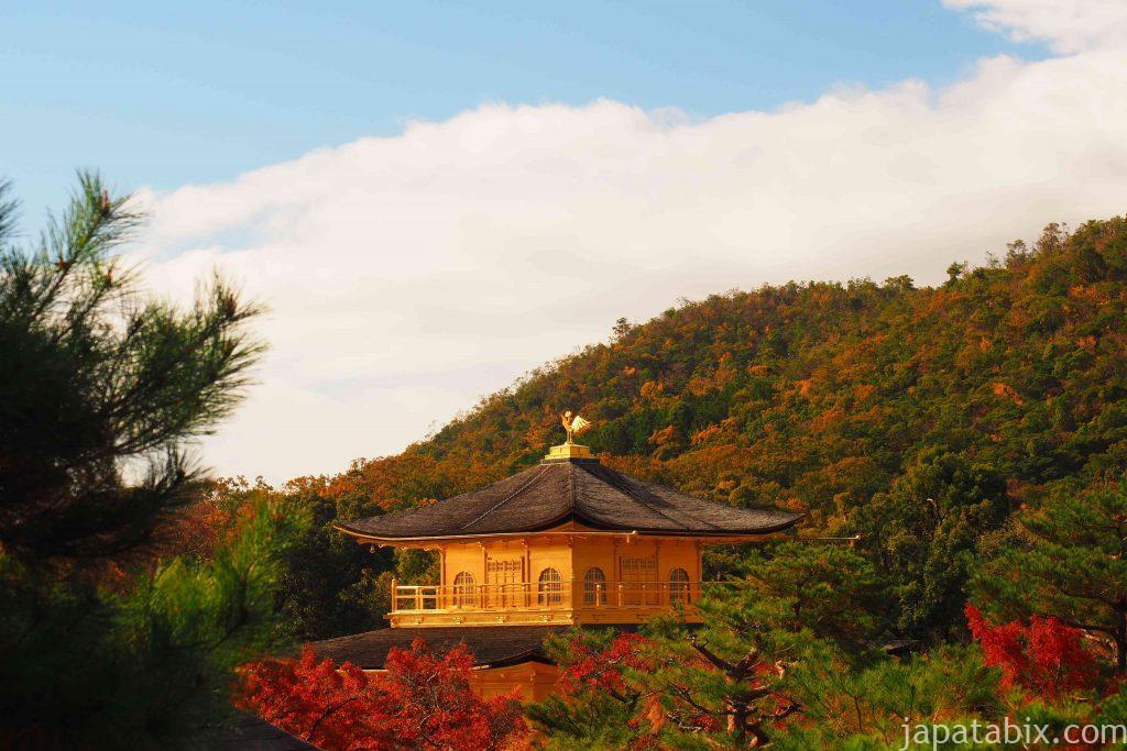京都 金閣寺 見返り金閣