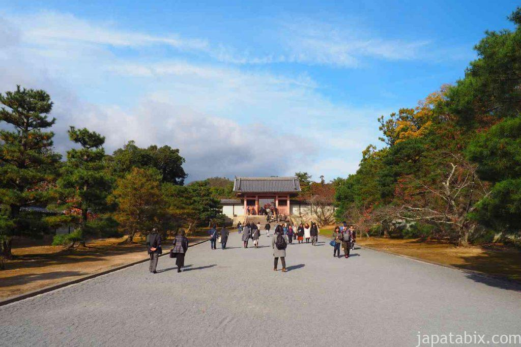京都 仁和寺 中門