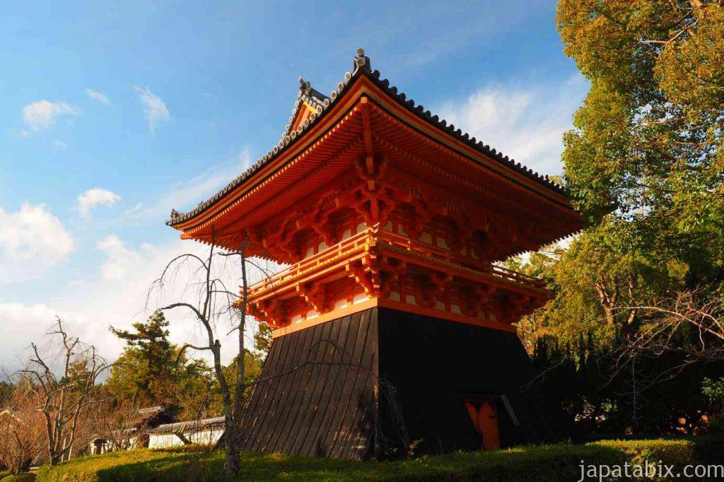 京都 仁和寺 鐘楼