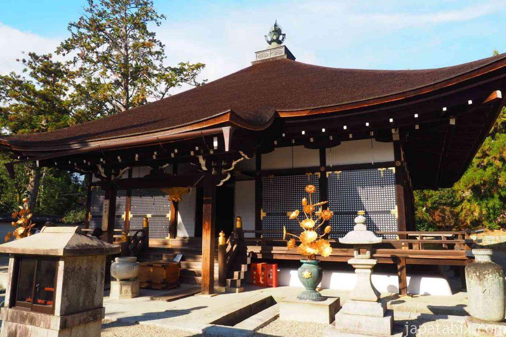 京都 仁和寺 御影堂