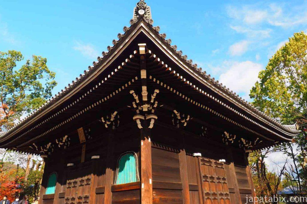 京都 仁和寺 経蔵