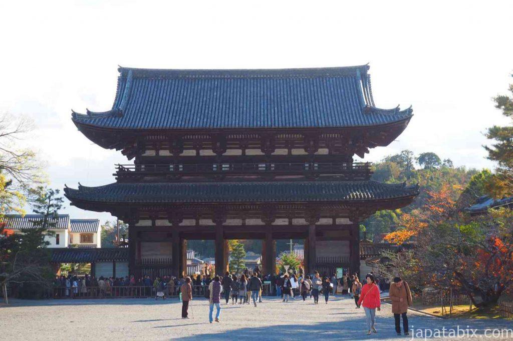 京都 仁和寺 二王門