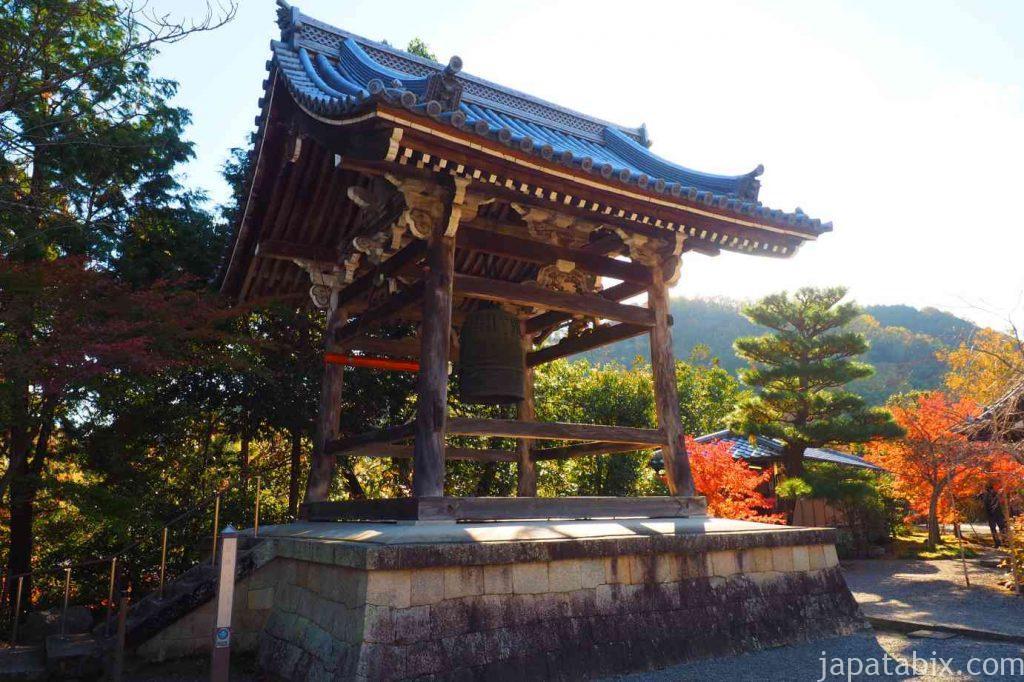 京都 光明寺 鐘楼