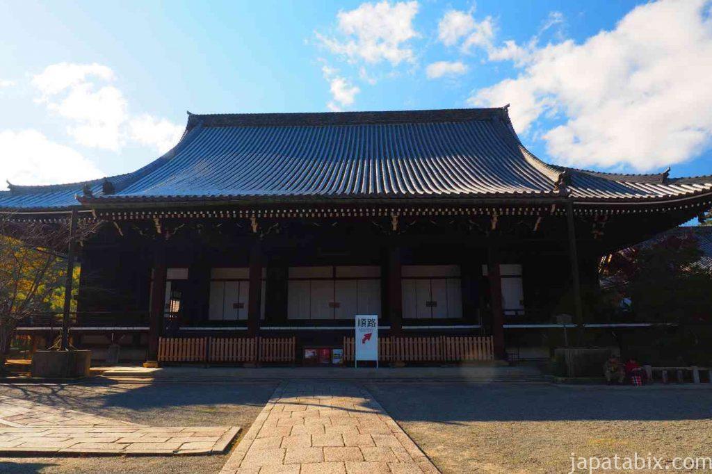 京都 光明寺 御影堂