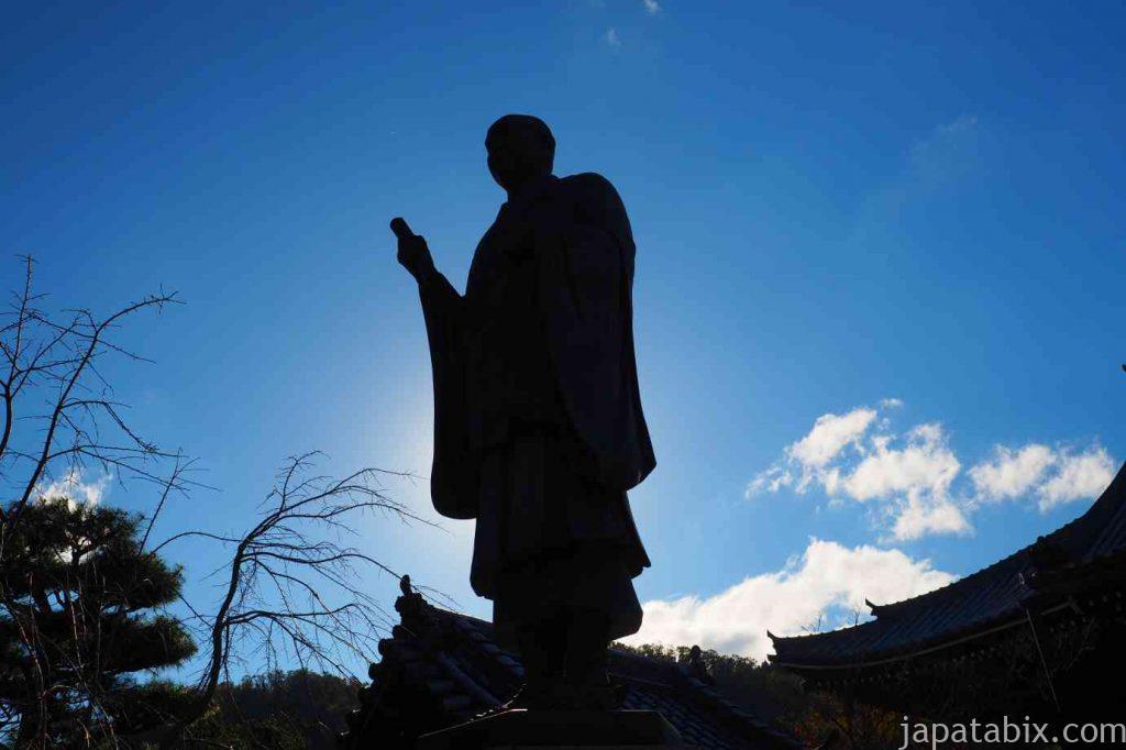 京都 光明寺 法然上人像
