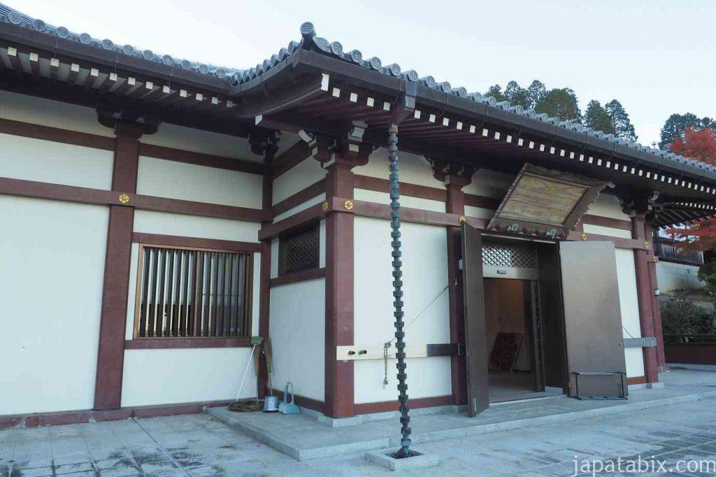 京都 西山 善峯寺 観音堂 本堂