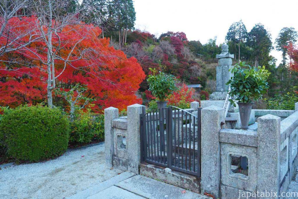 京都 西山 善峯寺 宝篋印塔