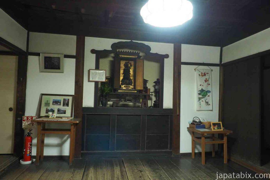 京都 嵯峨 鹿王院 客殿 庫裡 夜間特別拝観