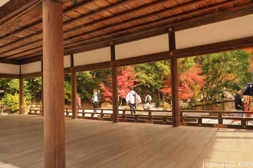 京都 上賀茂神社 橋殿