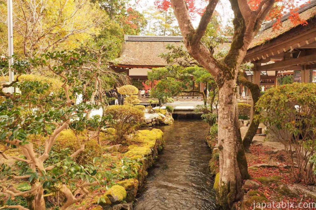 京都 上賀茂神社 細殿