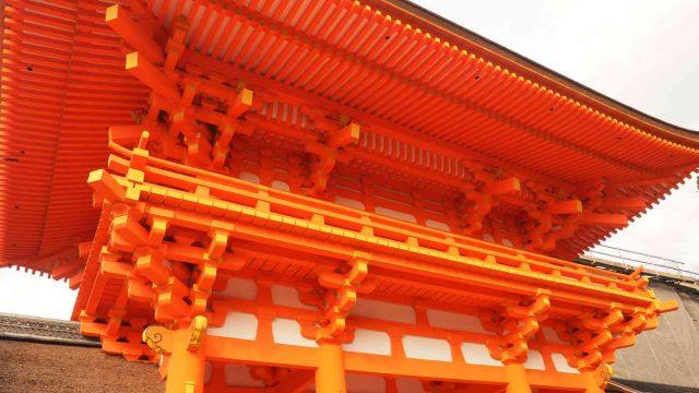 京都 上賀茂神社 楼門