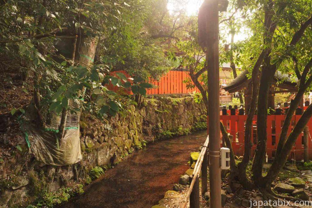 京都 上賀茂神社 片岡橋と玉橋