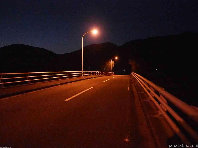 水曜どうでしょうロケ地巡礼 つり対決 屋久島 新栗生橋 ジャージ