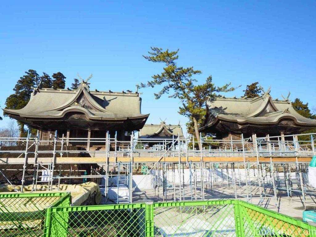 熊本 阿蘇神社