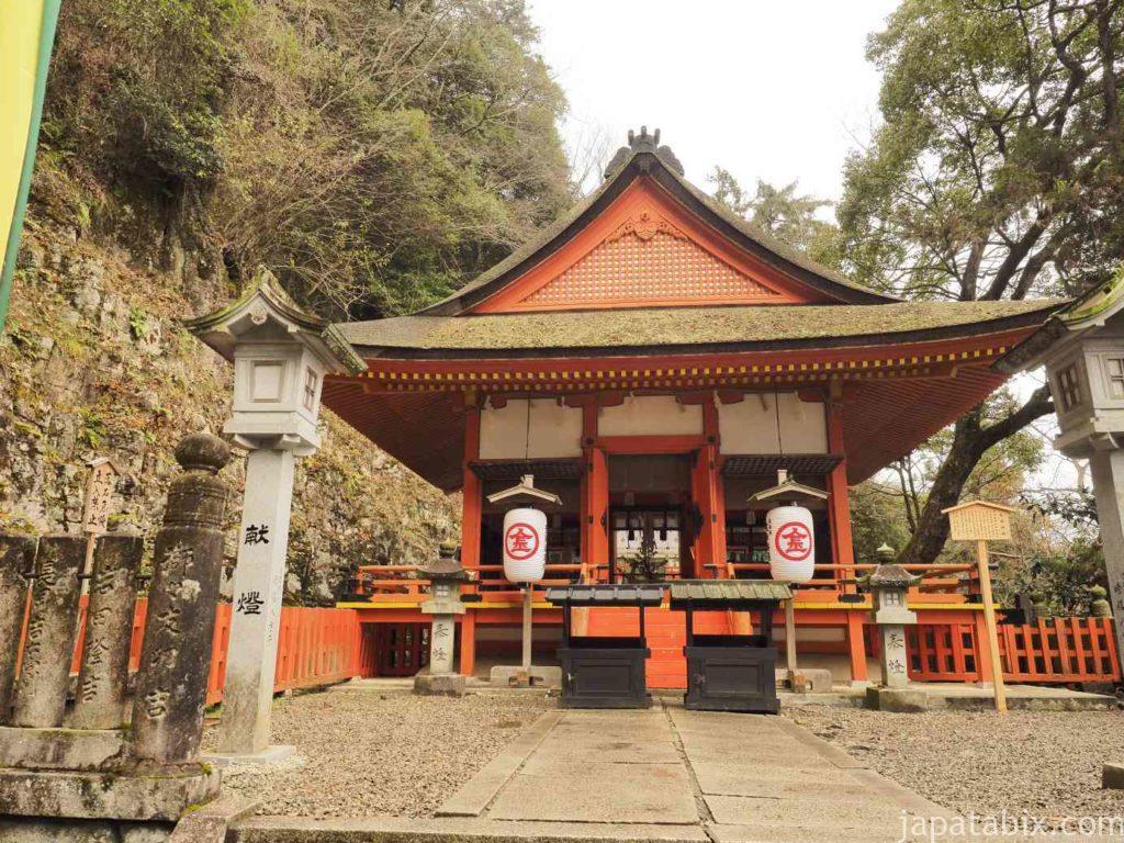 香川 金刀比羅宮 厳魂神社(奥社)