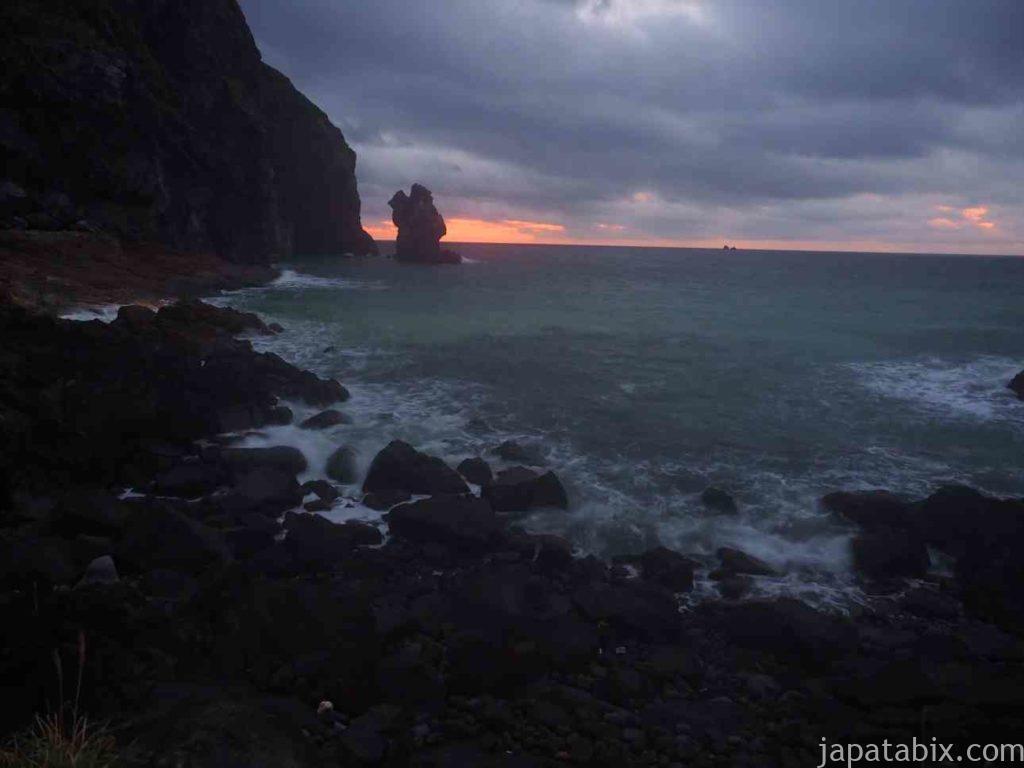 鹿児島 硫黄島 東温泉