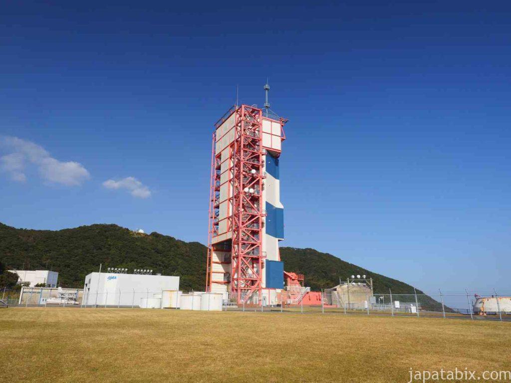 鹿児島 JAXA 内之浦宇宙空間観測所 ロケット整備等