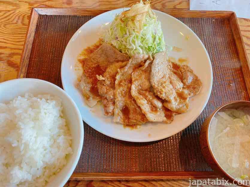 長野 豚さん食堂