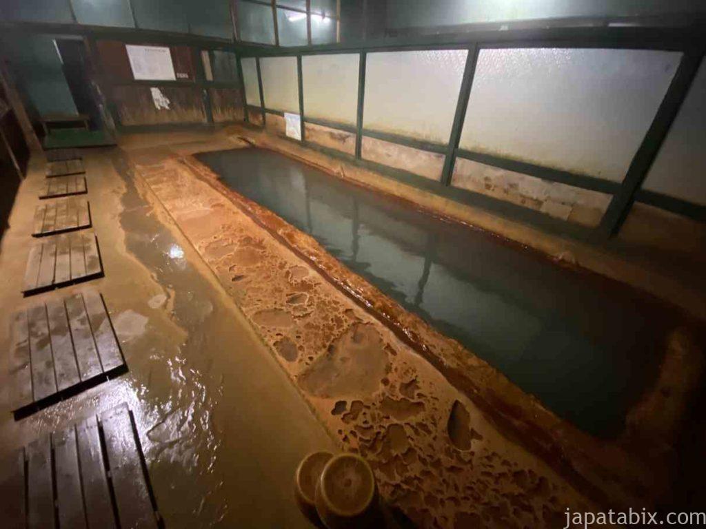 長野 加賀井温泉 一陽館 内湯