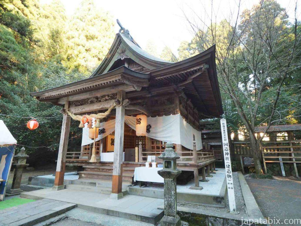熊本 国造神社