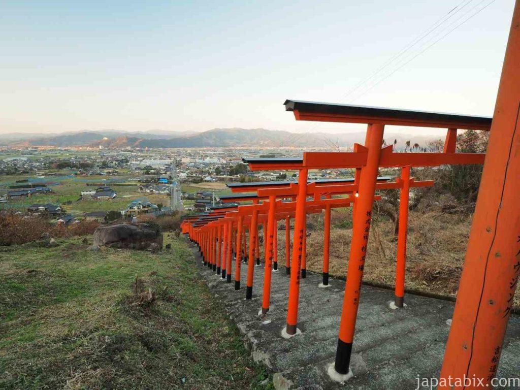 福岡 浮羽稲荷神社