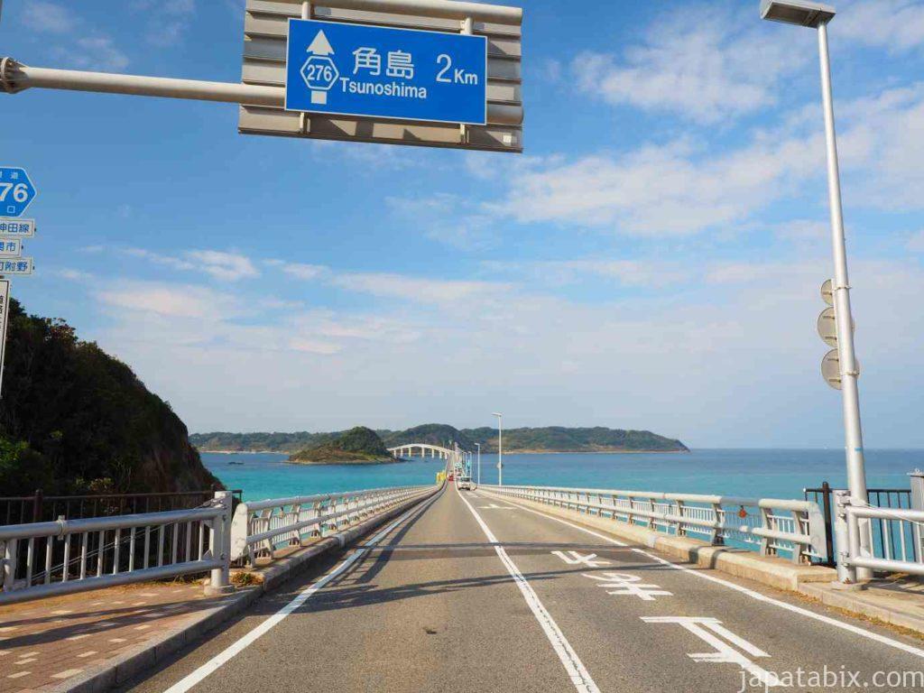 山口 角島大橋の絶景