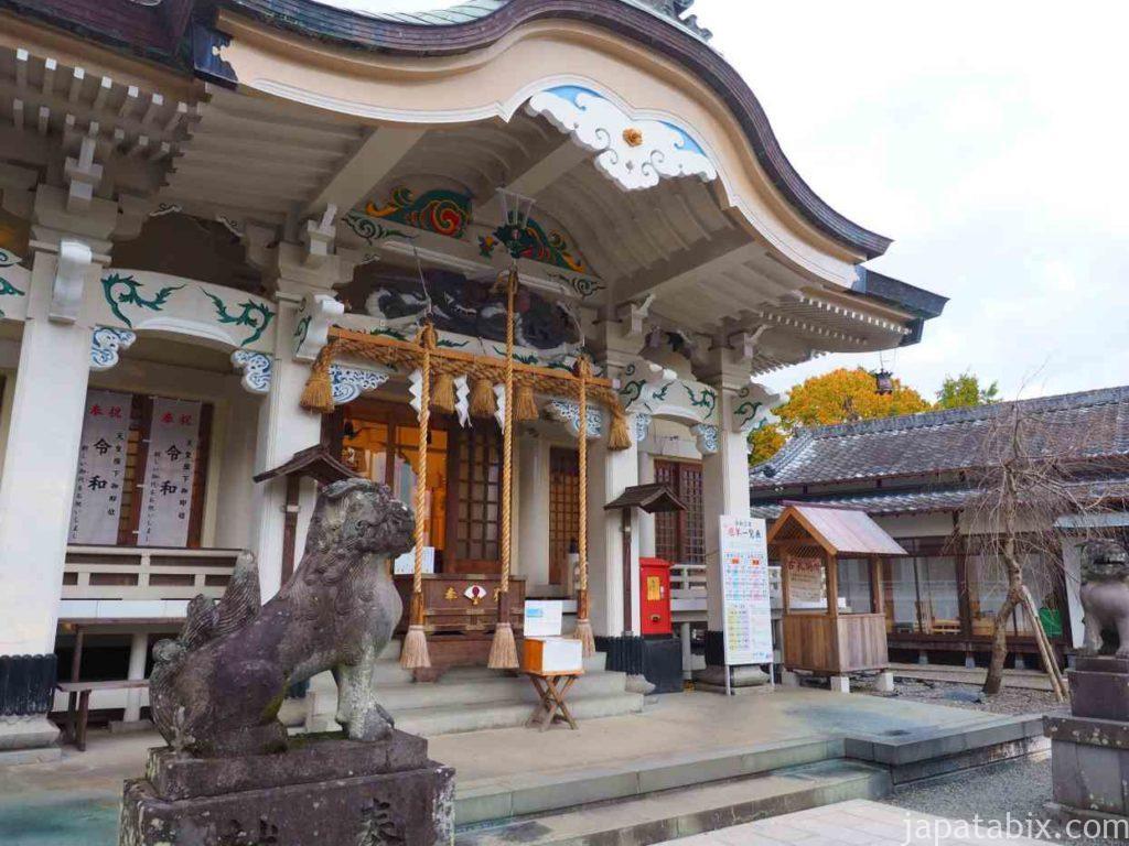 佐賀 武雄神社