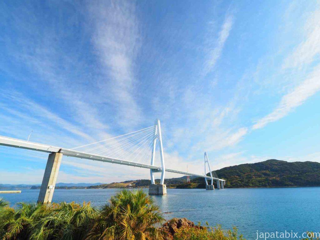 長崎 大島大橋