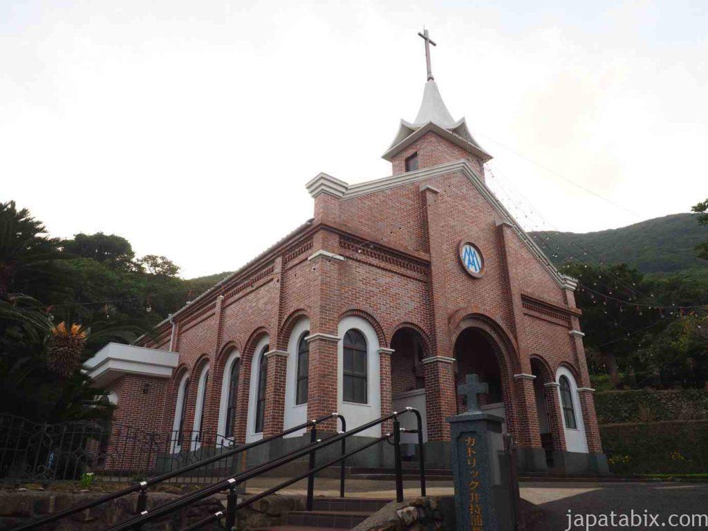 カトリック井持浦教会(ルルド)