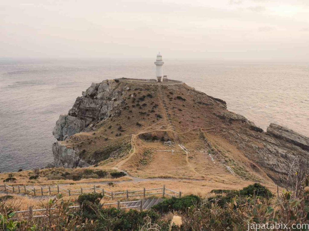 五島列島 福江島 大瀬崎灯台