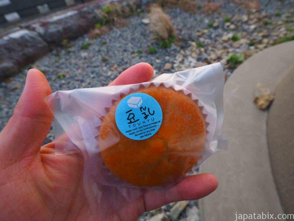 五島列島 福江島 大瀬崎灯台で食べた堂崎マドレーヌ