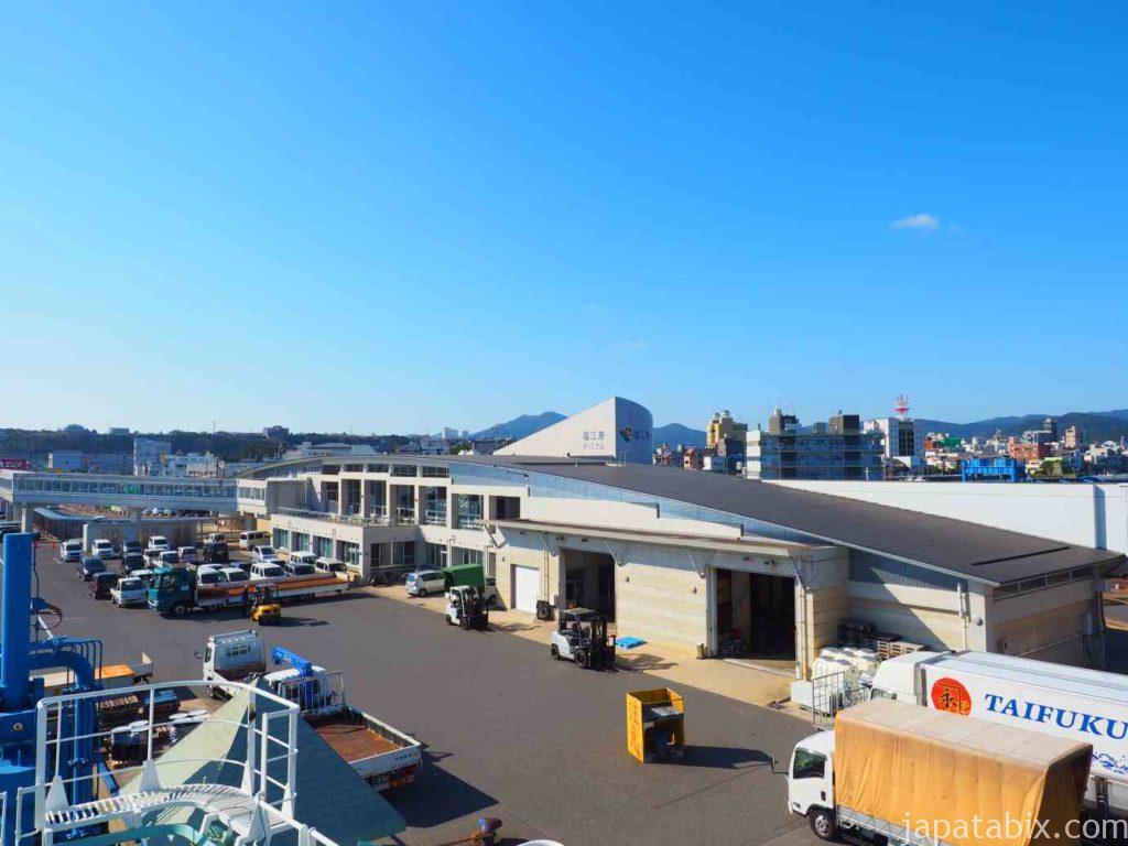 福江港フェリーターミナル