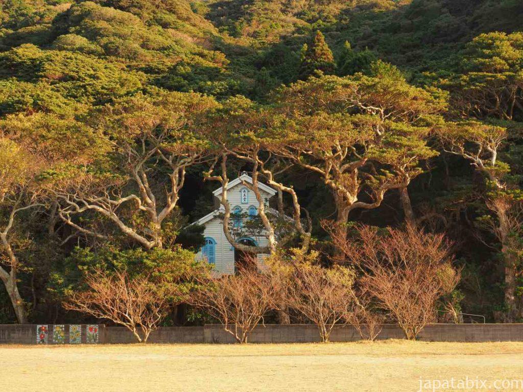 長崎 カトリック江上天主堂